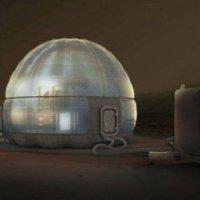 Κατοικίες στον Άρη