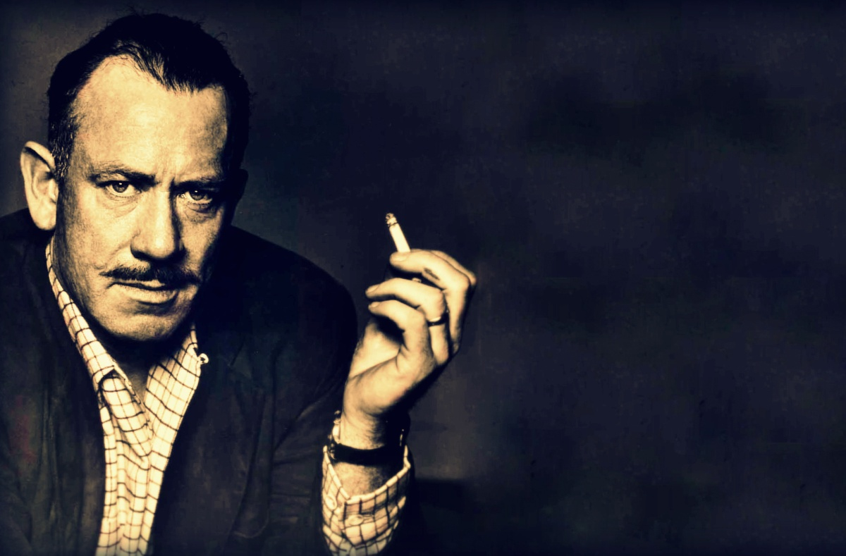 "John Steinbeck: ""Όλα τα σπουδαία και πολύτιμα πράγματα είναι μοναχικά."""