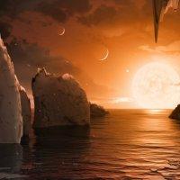 Ένα πλανητικό σύστημα, 7 Γαίες