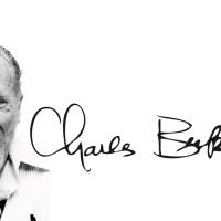 """Τσαρλς Μπουκόφσκι: """"Γράφω για να σώσω την πάρτη μου από τα τρελάδικα,τους δρόμους, τον εαυτό μου."""""""
