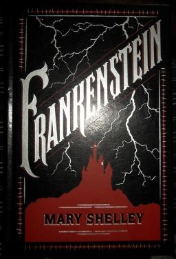 frankenstein-book