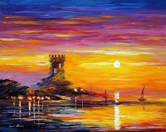 old_tower_by_leonidafremov-d9x7j5o
