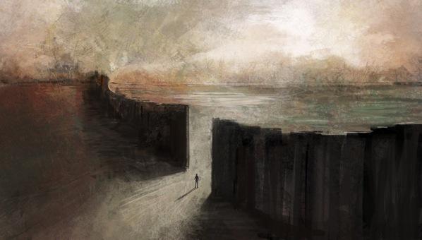 the_black_wall_by_eilidh-d32p90w
