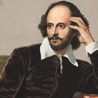 "William Shakespeare:""Ό,τι είναι παρελθόν,είναι πρόλογος."""
