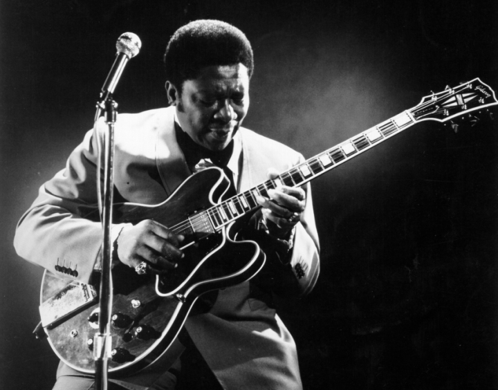 Image: FILE: B.B. King Dies At 89