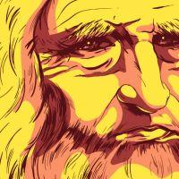"Leonardo Da Vinci: ""Ο ζωγράφος έχει στα χέρια και το μυαλό του, το σύμπαν."""