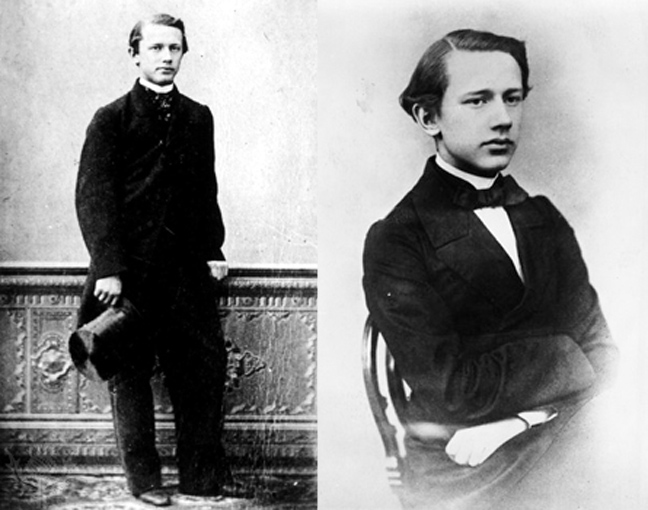 Tchaikovsky_young