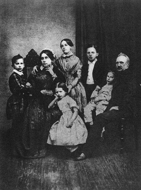tchaikovskys-family