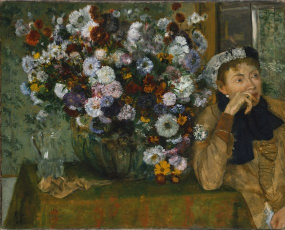 A Woman Seated beside a Vase of Flowers (Madame Paul Valpinçon?).jpg