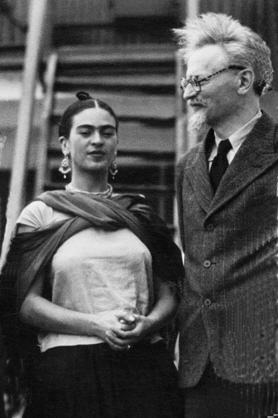 Frida Kahlo and Leon Trotsky- 1937.jpg
