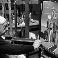 "Giorgio de Chirico ""Ζωγραφίζω αυτό που βλέπω με τα μάτια μου κλειστά"""