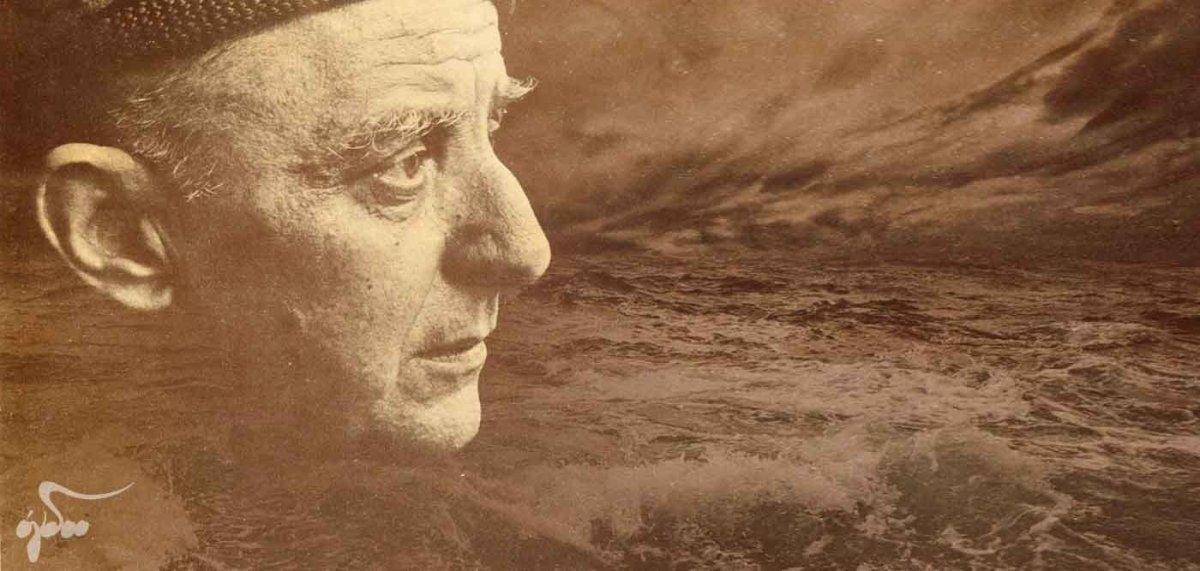 Νίκος Καββαδίας : η πίκρα του για τον Σεφέρη και τη γενιά του '30