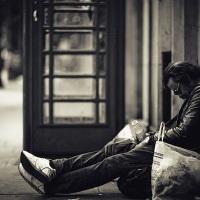 """""""Εγώ, ο άστεγος"""""""