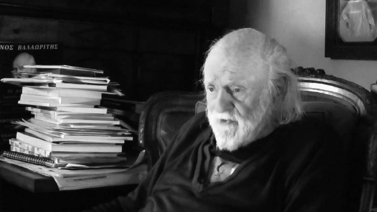 Νάνος Βαλαωρίτης  (μέρος β΄) : «Κανείς δε μπορεί να καθορίσει τι είναι ποίηση. Η ποίηση δε πιάνεται..»