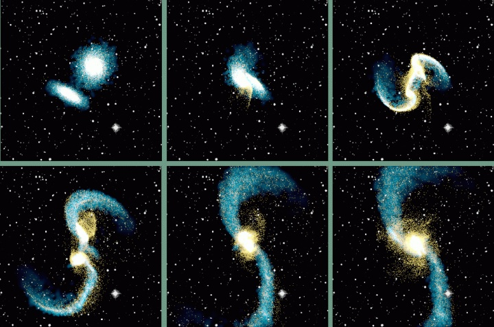galactic dance